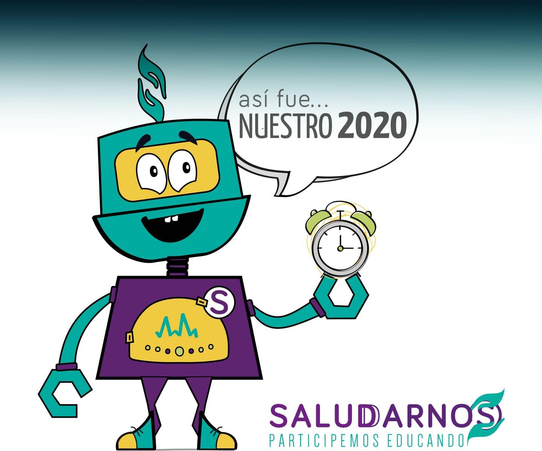 Acciones 2020 Salud Darnos
